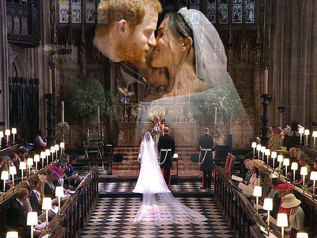 Những khoảnh khắc ấn tượng và đẹp nhất trong đám cưới Hoàng tử Harry và Meghan Markle