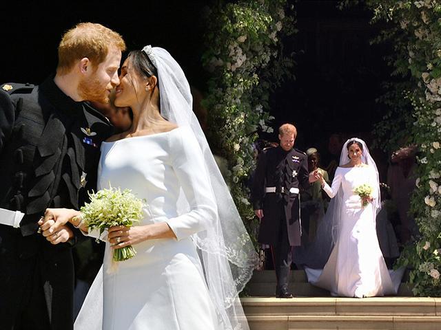Đám cưới Hoàng tử Harry và Meghan Makle: Hôn lễ đẹp nhất, lãng mạn nhất hôm nay