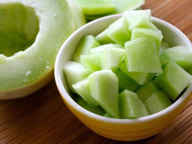 Thạch hoa quả vị dưa gang - chuẩn giải nhiệt cho hè oi nóng