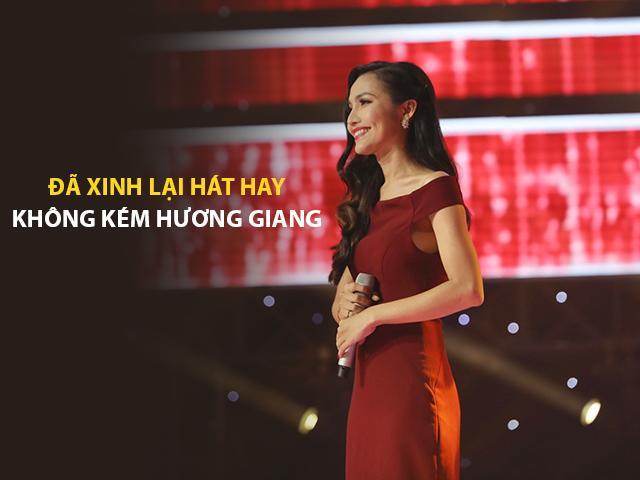 Hoa hậu chuyển giới đầu tiên của Việt Nam gây náo loạn khi xuất hiện ở The Voice