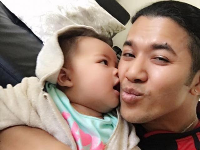 Khán giả bất ngờ khi Kasim Hoàng Vũ lần đầu khoe hình ảnh con trai