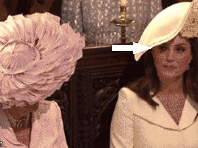 Ngôi sao 24/7: Đắt giá khoảnh khắc Công nương Kate liếc xéo mẹ kế trong Đám cưới Hoàng gia