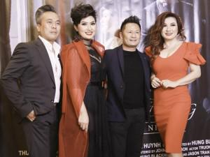 Hình ảnh chứng minh quan hệ thân thiết của Bằng Kiều, vợ cũ và em dâu cũ Nguyễn Hồng Nhung