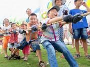 Xem ăn chơi - Khởi động mùa hè với sự kiện vui chơi - hướng nghiệp tại Phú Mỹ Hưng
