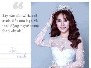"""Miko Lan Trinh: """"8 năm bước vào showbiz, có tới 6 năm tôi trong trắng như cốc nước lọc!"""""""