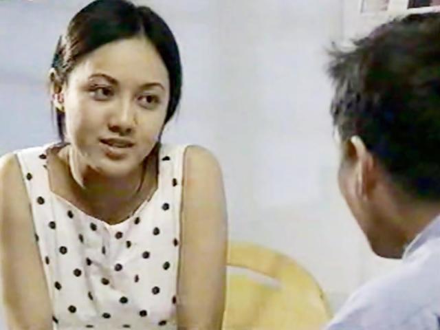 BTV Hoài Anh hé lộ ký ức về một nụ hôn trộm trong phim cùng Quyền Linh 14 năm trước