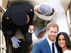 Ngôi sao 24/7: Lý do phía sau bức ảnh được chia sẻ nhiều nhất trong đám cưới Hoàng tử Harry