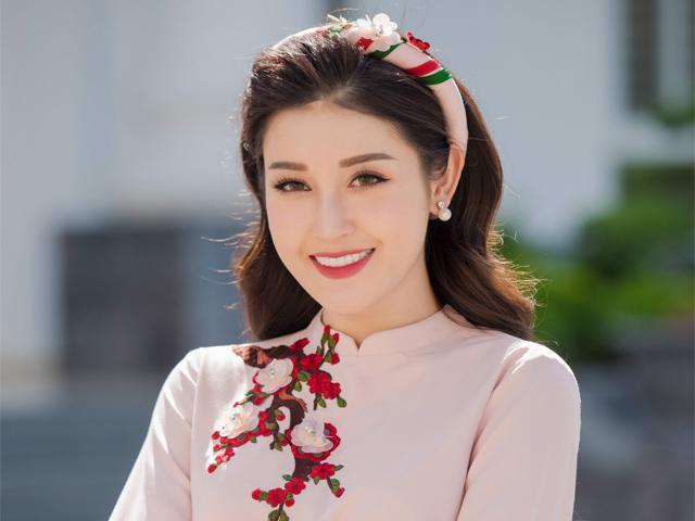 Á hậu Huyền My là mỹ nhân Việt Nam duy nhất vào top những Hoa hậu đẹp của thế giới