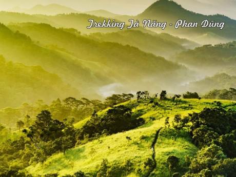 Trekking Tà Năng - Phan Dũng: Đẹp nhưng đầy hiểm nguy