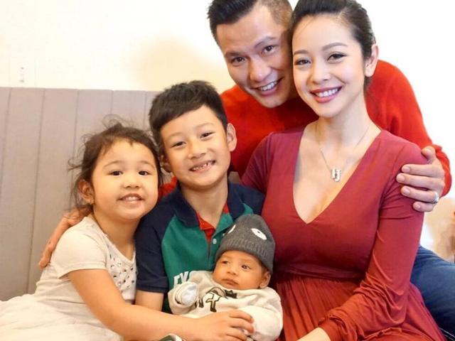 Jennifer Phạm tiết lộ lý do đồng ý để chồng một mình chăm sóc con riêng ở Mỹ