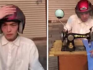 Chết cười với chàng trai muốn đua xe nhưng mẹ lại bắt theo nghiệp... kim chỉ
