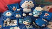 """Dân mạng """"rần rần"""" khoe ảnh phòng... xanh lè hình Doraemon: Gần 30 tuổi rồi vẫn phát cuồng"""