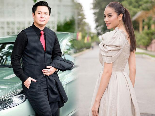 Dư luận nghi vấn mối quan hệ giữa Phạm Hương và đại gia đã có vợ và 2 con trai