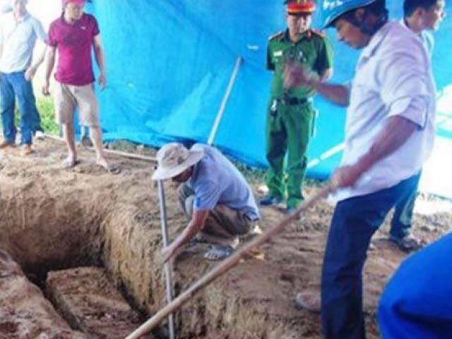 Tin tức 24h: Những tình tiết bất ngờ khi khai quật thi thể nữ kế toán sau 6 năm