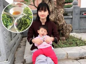 Mâm cơm toàn rau của tiểu thư 9x nhận nuôi bé gái Lào Cai 3,5kg khiến nhiều người bất ngờ