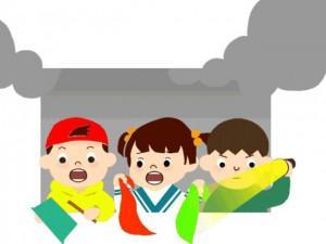 Làm theo đúng 4 bước thoát hiểm được học, bé 6 tuổi cứu thoát em gái khỏi đám cháy