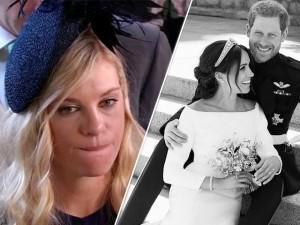 Trước ngày cưới, Hoàng tử Harry từng gọi điện cho tình cũ và khiến cô bật khóc