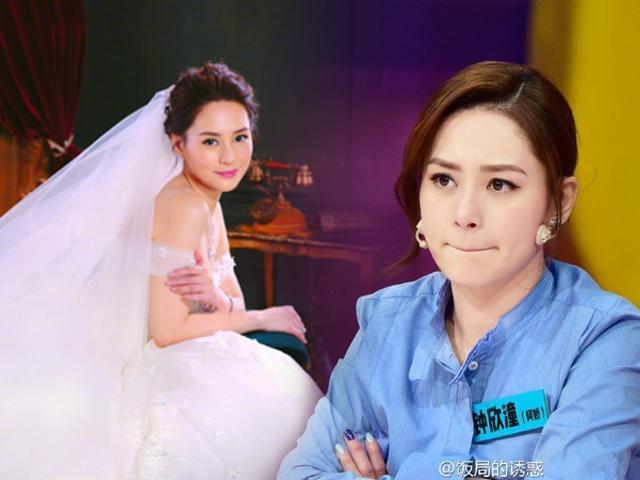 Từng nói chẳng ai muốn kết hôn với tôi không ngờ Chung Hân Đồng giờ đã được mặc váy cưới