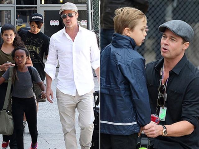 Sự thật tin đồn Brad Pitt viết nhật ký nói về cuộc hôn nhân với Angelina Jolie