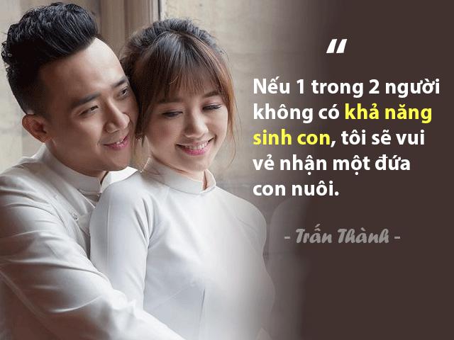 Hari Won bị ung thư cổ tử cung, Trấn Thành: Đón nhận một cách thoải mái
