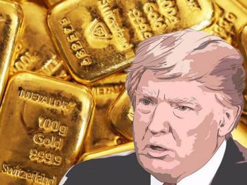 Giá vàng hôm nay 26/5: Tiếp tục tăng mạnh do Tổng thống Mỹ hủy cuộc hẹn?