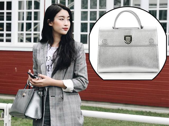 Tiết lộ giá tiền chiếc túi xách mới nhất của Hoa hậu Đỗ Mỹ Linh