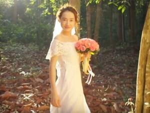 Nhã Phương mặc váy cưới rạng rỡ nhưng có tới 3 mỹ nam thì ai mới là chú rể?
