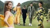 Võ Hoàng Yến, H' Hen Niê nói gì về sàn runway lớn nhất Việt Nam của Đỗ Mạnh Cường