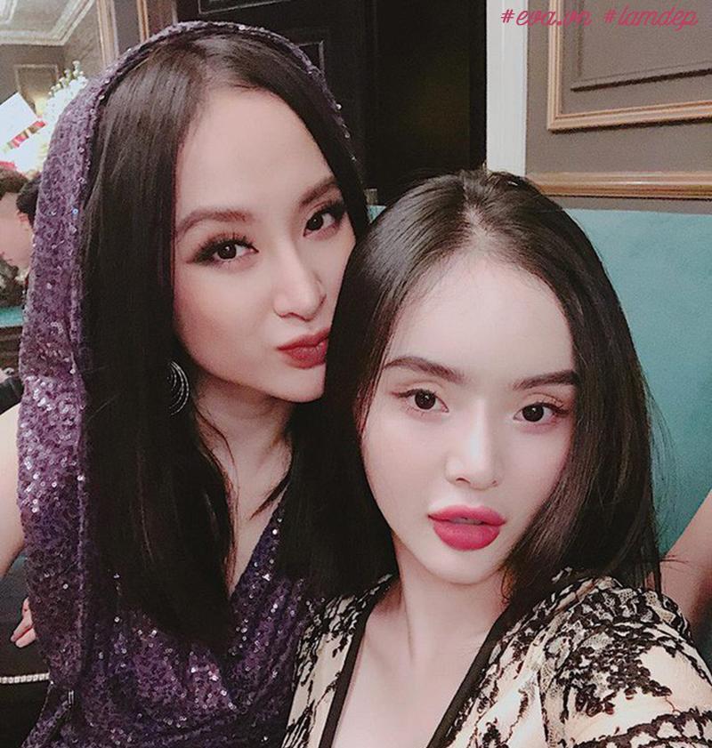1. Phương Trang - em gái Angela Phương Trinh