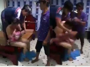 Tin mới vụ đánh ghen như thời trung cổ ở Cà Mau: Khởi tố 2 nữ bị can