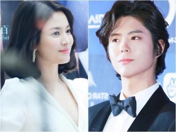 Để chồng ở nhà, Song Hye Kyo hóa mẹ đơn thân có mối tình với trai trẻ kém 12 tuổi