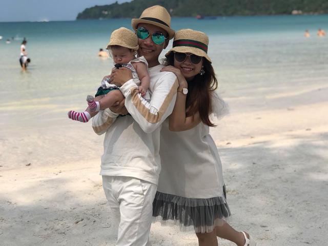 [Bài dự thi - MS03] Dắt con đi chơi: Hành trình đến với biển Koh Rong Samloem