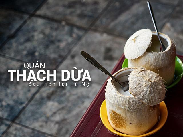Quán thạch dừa của mẹ Hà Thành hơn 60 tuổi khởi nghiệp, thời đắt hàng bán nghìn quả/ngày