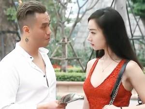 """Cầm cả cục tiền đi tán tỉnh song Phan Hải Người Phán Xử lại bị gái làm """"nôn thốc"""""""