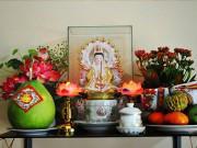Những điều kiêng kị phải tránh khi thờ cúng Phật tại gia và việc nên làm ngày lễ Phật Đản