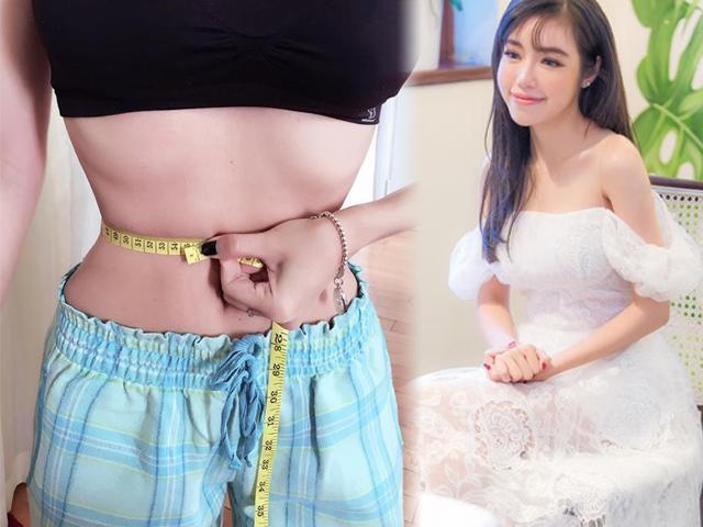 Elly Trần khoe ảnh ngực khủng eo 54cm, Ngọc Trinh có thấy cũng đành chào thua!