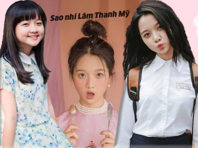 Lâm Thanh Mỹ - Sao nhí đắt show nhất màn ảnh Việt bây giờ đã trưởng thành