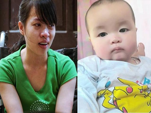 Mẹ đơn thân liệt hai chân nuôi con 12 tháng nặng 16,5kg, phải kìm con ăn, đổ bớt sữa mẹ