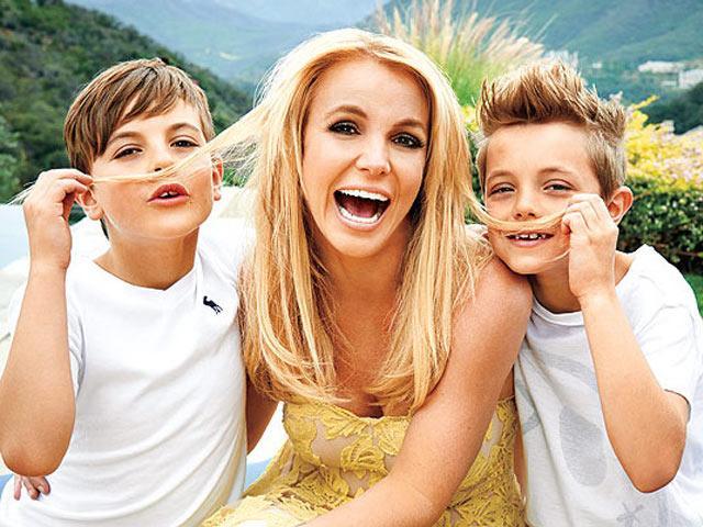 Từng bị tước quyền nuôi con, Britney Spears giờ lại trở thành người mẹ chuẩn mực