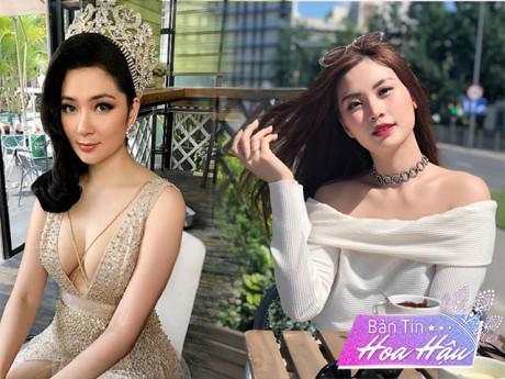 """Nhan sắc """"gái một con"""" của Nguyễn Thị Huyền và Diễm Trang gây thương nhớ"""