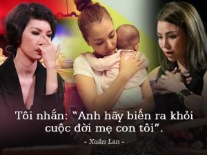 Soi TV Show: Phản ứng khác nhau của sao Việt khi bạn trai chối bỏ trách nhiệm làm cha