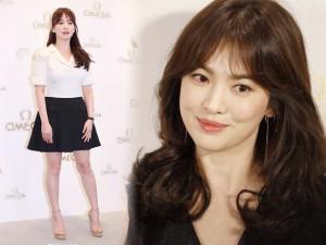 Song Hye Kyo bị chê chân to nhưng gương mặt vẫn được coi là đỉnh cao nhan sắc