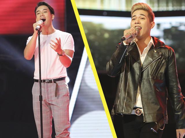 Hot boy Campuchia, trai đẹp đến từ Thụy Sĩ khiến HLV The Voice và khán giả bấn loạn