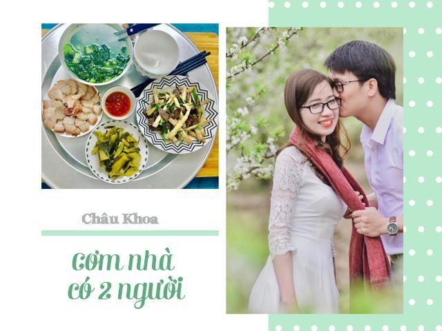Chọn cách hẹn hò với chồng trong bếp, vợ đảm tung chiêu những mâm cơm hấp dẫn, ai cũng thèm