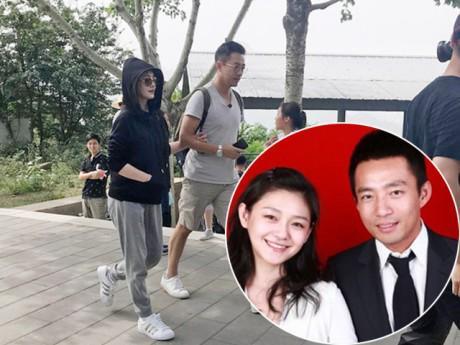 Sau khi phẫu thuật bỏ thai, Từ Hy Viên được chồng đưa đi du lịch cho vơi bớt nỗi buồn