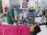 Sản phụ vỡ tử cung, cận kề cái chết khi mang thai ở tháng thứ 6