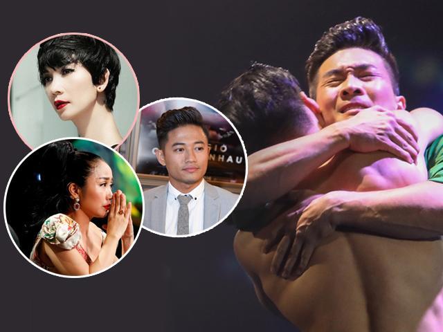 Sao Việt bày tỏ cảm xúc về Quốc Cơ - Quốc Nghiệp: Nhiều người ứa nước mắt!