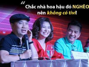 """Quang Linh: Thời tôi nổi đến nỗi """"thò chân ra là tắc đường"""" nhưng có Hoa hậu không nhận ra!"""