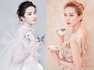 Không phẫu thuật thẩm mỹ, nhiều cô gái vẫn sở hữu gương mặt giống hệt các mỹ nhân nổi tiếng