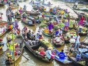 Xem ăn chơi - Đến Vĩnh Long để trở về tuổi thơ: Lội ruộng bắt cá, trèo cây hái quả